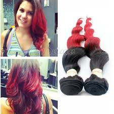 Colored Hair Extension by Virgin Human Hair Weave Human Hair Wefts Lace Closure Lace