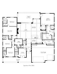 signature floor plans
