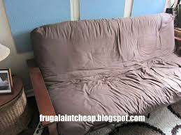 Cheap Sheets Frugal Ain U0027t Cheap Futon Covers