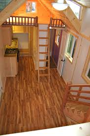 500 Sq Ft Tiny House 322 Sq Ft Tiny House With Two Lofts That Make It Look Huuuuuge