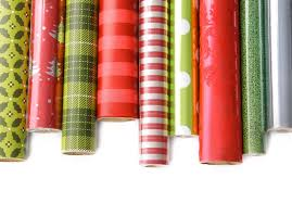 wrapping paper on sale history of wrapping paper