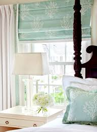 Tropical Shade Blinds Make Nautical And Coastal Roman Shades Completely Coastal