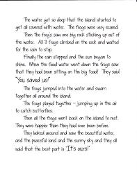 worksheet kindergarten stories printable wosenly free worksheet