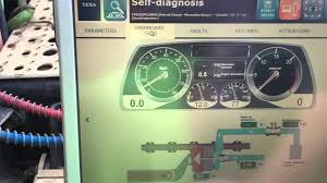 texa heavy truck diagnostic scan tool on 2007 freightliner with
