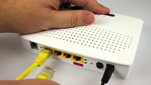 Fiber Optic Home Network Design Switching Your Tg582n Router From Adsl To Fibre Optic Broadband