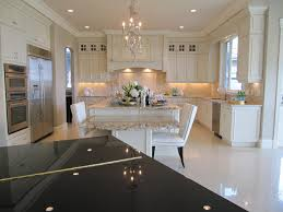 Luxury Traditional Kitchens - wolf willow cream on cream luxury traditional kitchen