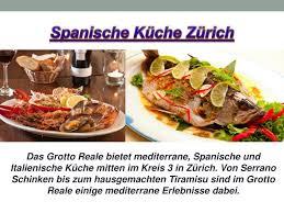 spanische k che ppt spanische küche zürich powerpoint presentation id 7207109