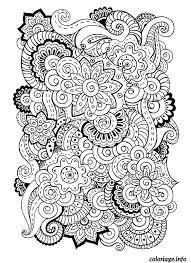 Coloriage De Mandala à Imprimer Gratuitement  Artemiaorg