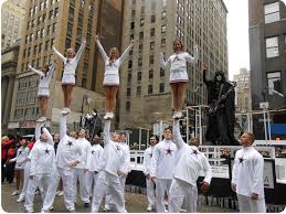 macy s thanksgiving day parade 2014