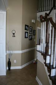 love the color with the dark wood ben moore greenbrier beige