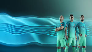 f c barcelona third kit 2016 17 nike news
