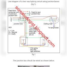 two way lighting circuit wiring diagram saleexpert me