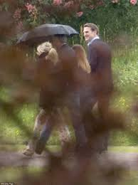 lady glen affric pippa middleton wedding run through sees the family arrive daily