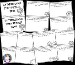 thanksgiving story problems addition and subtraction word problems