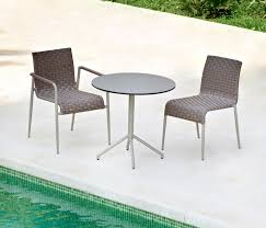mingle armchair garden chairs from cane line architonic