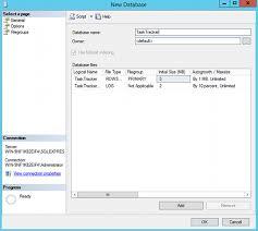 membuat database baru di sql server sql server 2014 hosting jaringanhosting com cara membuat