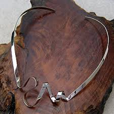 collar necklace silver images 925 sterling silver cuff collar necklaces silver cuff necklaces jpg