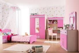 chambre complete fille lit 120 x 200 cm pour fille coloris lilas modiva