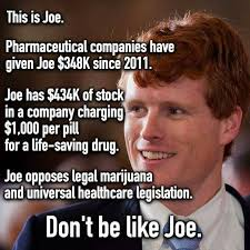Injecting Marijuanas Meme - fact check has rep joe kennedy received 348 000 in donations from