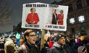 Trump Kumbaya The Uk Must Not Be A Stooge U2013 So We U0027re Forming A Coalition To