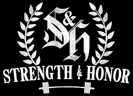strength and honor clothing home