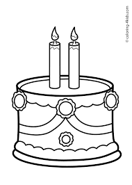 cake clipart coloring page pencil and in color cake clipart