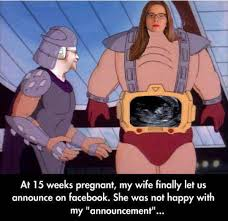 Pregnancy Announcement Meme - 30 perfect ways to announce that you re pregnant thechive