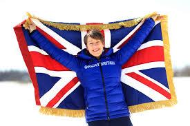 Uk Flag Dress Winter Olympics 5 British Hopefuls To Watch In Pyeongchang