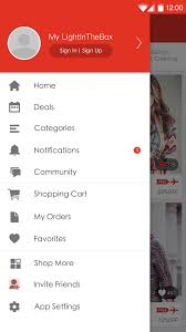 light in the box shopping amazon com lightinthebox my world store appstore for android