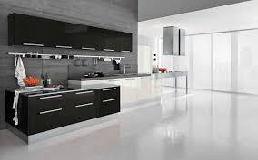 kitchen contemporary black kitchen tiles glass tile backsplash