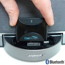 connect iphone 6 to bose sound dock coolstream bluetooth