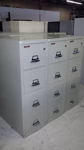 stylish fireproof file cabinet home design by fuller