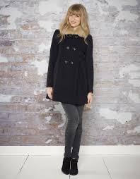 elena swing coat black monsoon short style pinterest