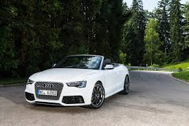 audi modified audi rs5 cabriolet modified by abt sportsline