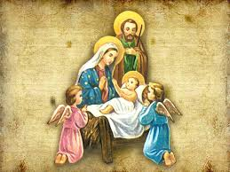 holy family christmas wallpaper catholic quotations
