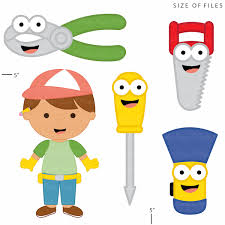 handy manny tools clipart free clipart