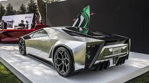 enzo vs lamborghini aventador extraordinary kode 0 is enzo designer newest car