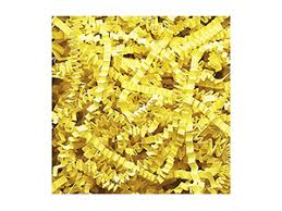 shredded mylar 10 lb cartons crinkle cut shred
