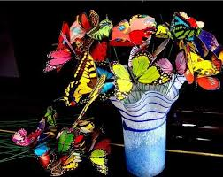 Butterfly Cake Decorations On Wire Butterfly Cake Decorating Picture More Detailed Picture About 50