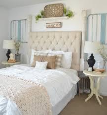 vintage crib frames in cozy guest bedroom