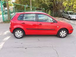 volkswagen polo 2002 volkswagen polo 2002 red petrol hatchback 1 2 spares or breaking