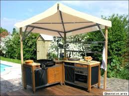 cuisine d été extérieure en cuisine d ete exterieure cuisine d z cuisine dete exterieure inox