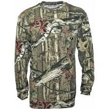 Mossy Oak Bedding Mossy Oak Men U0027s Long Sleeve Pocket Tee Camo Walmart Com