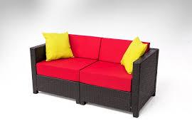 1143 best chairs sofas u0026 amazon com exacme 5 piece wicker patio sectional sofa set of