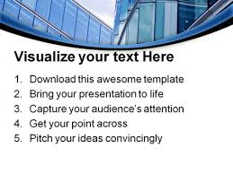 office buildings architecture powerpoint themes and powerpoint