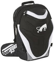 white motorbike jacket furygan thunder bags backpacks motorcycle black white furygan
