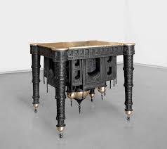 taj mahal table belgian designers job smeets u0026 nynke tynagel of