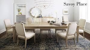 savoy place dining room items bernhardt