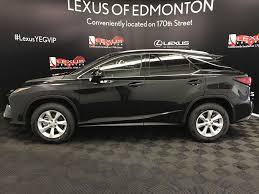 lexus lx for sale edmonton pre owned 2017 lexus rx 350 demo unit standard package 4 door