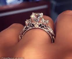 the wedding ring in the world of all the engagement rings in the world this is the most popular